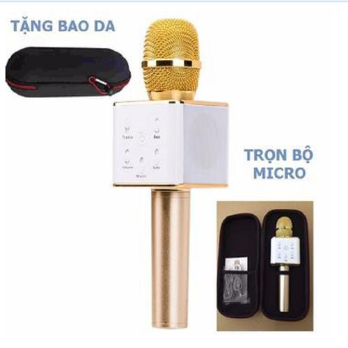 mic hát karaoke trên ô tô