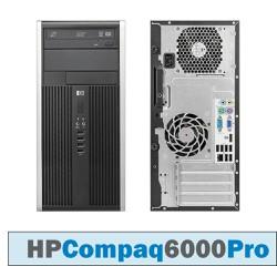 CASE  MÁY BỘ  HP-COMPAQ DC 6000 Pro E8400 RAM3 4G HDD160G