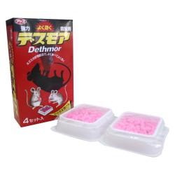 Viên thuốc diệt chuột Dethmor - Nhật Bản