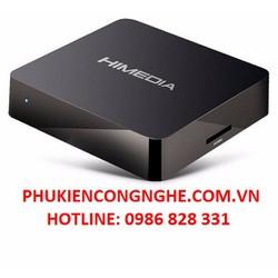 Tivi box Android TV Smart box HiMedia Q1 IV