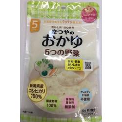Bột ăn dặm Matsuya Vị Rau Củ 5 tháng 30g