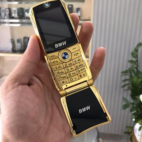 Điện thoại bật nắp bmw 760 golg