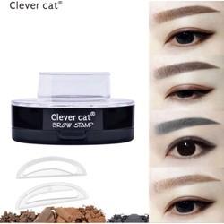 Bột vẽ chân mày Clever Cat