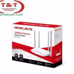 Bộ phát wifi không dây Mercusys 04 Râu 300Mbps