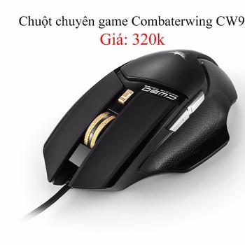 Chuột chuyên game Combaterwing CW90