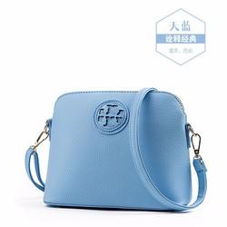 Túi đeo vai Nữ Phong cách cổ điển màu xanh lam