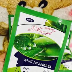 Combo 4 gói Mặt nạ dưỡng ẩm và trắng da tinh chất nha đam