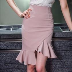 Chân váy đuôi cá thời trang nữ 2017 - Q889059