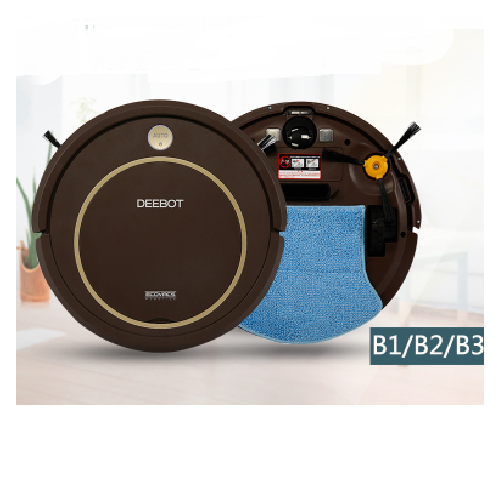 ROBOT HÚT BỤI  ECOVAC