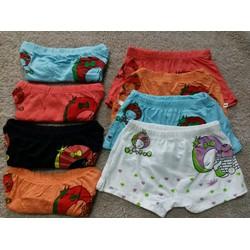 set 3 cái quần chip đùi bé gái