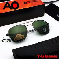 Mắt kính Quân đội Mỹ AO Pilot AOC003