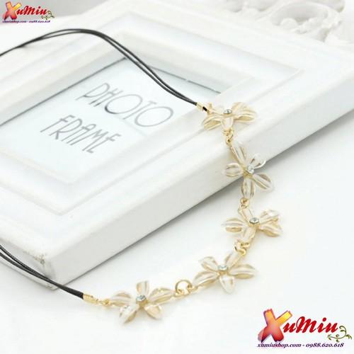 Vòng cổ hoa - XM055