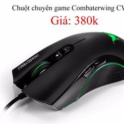 Chuột chuyên game Combaterwing CW10