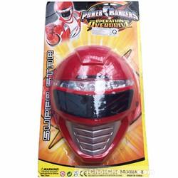 Vỉ đồ chơi mặt nạ siêu nhân có đèn Led