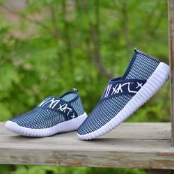 Giày lười lưới nam
