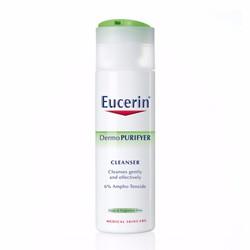 Sữa Rửa Mặt Cho Da Nhờn Mụn 100ml Eucerin
