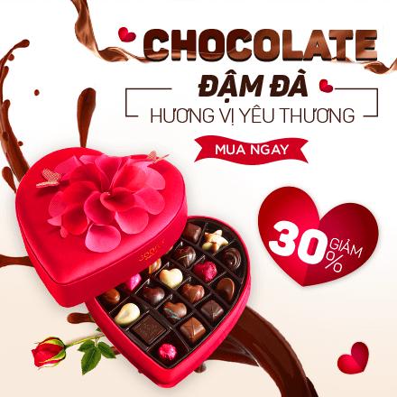 Chocolate Đậm Đà Vị Yêu Thương