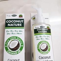 Sữa Tắm Tinh Dầu Dừa Thiên nhiên
