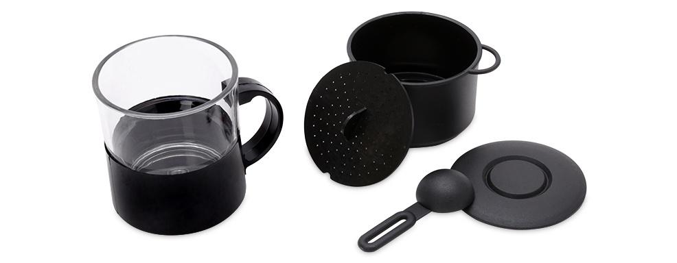 Bình pha cà phê thông minh Tashuan TS-366 3