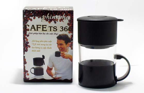 Bình pha cà phê thông minh Tashuan TS-366 6