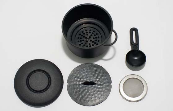 Bình pha cà phê thông minh Tashuan TS-366 7