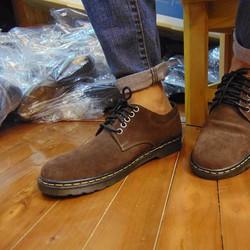 vt giày da lộn mới nhất dành cho nam