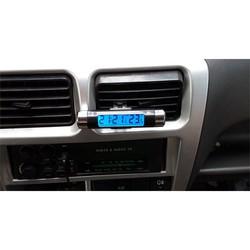 Đồng hồ nhiệt kế gắn ô tô- AL