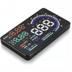 Thiết bị hiển thị tốc độ trên kính lái ô tô - HUD A8