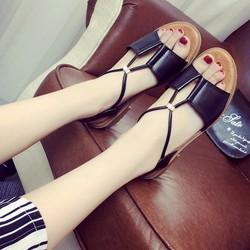 Sandal đi biển đi nước mùa hè