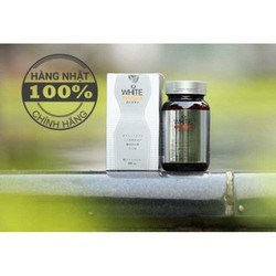 Viên uống trắng da Nhật Bản White Glutathione
