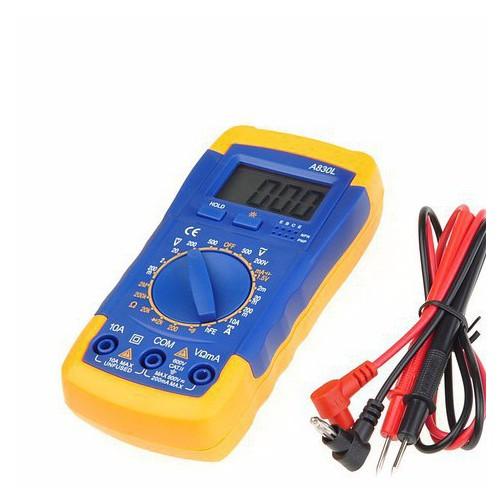 Đồng hồ đo vạn năng Digital Multimeter A830L - 4248063 , 5506766 , 15_5506766 , 119000 , Dong-ho-do-van-nang-Digital-Multimeter-A830L-15_5506766 , sendo.vn , Đồng hồ đo vạn năng Digital Multimeter A830L
