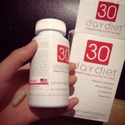 Viên uống  giảm cân 30 Day Diet