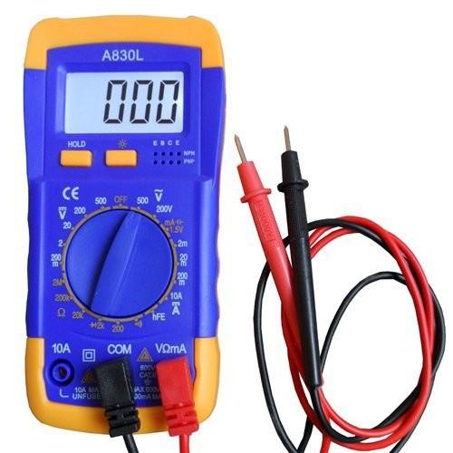 Đồng hồ đo vạn năng Digital Multimeter A830L