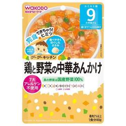 Súp Wakodo vị gà,rau củ 9 tháng