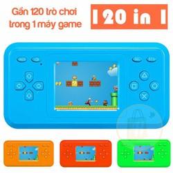 Máy chơi game mini RS298 Xanh dương