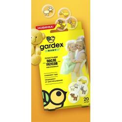Miếng dán chống muỗi và côn trùng Gardex