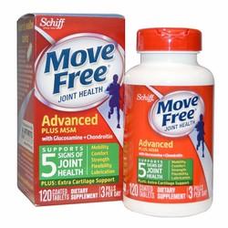Viên bổ khớp Schiff Move Free Joint Health Bổ sung lượng glucosamine