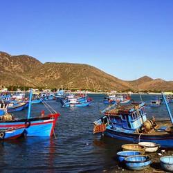 Thiên đường biển Sơn Hải - Mũi Dinh - Vùng đất 300 ngày nắng 2N2Đ