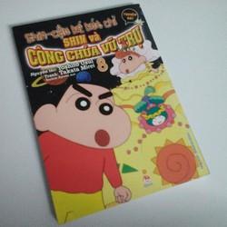 Shin - Cậu Bé Bút Chì Truyện Dài - Tập 8