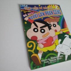 Shin - Cậu Bé Bút Chì Truyện Dài - Tập 2
