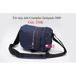Túi máy ảnh crumpler jackback 3000