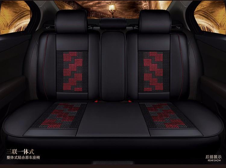 Bọc da ghế oto cao cấp, áo ghế xe oto 3