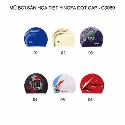 Mũ bơi sần YingFa DOT CAP - C0069
