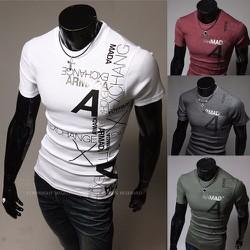 Áo thun nam thời trang mang phong cach Hàn Quôc- AN011477730