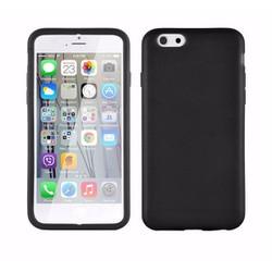Ốp lưng nhựa dẻo dành cho iPhone 6S Đen