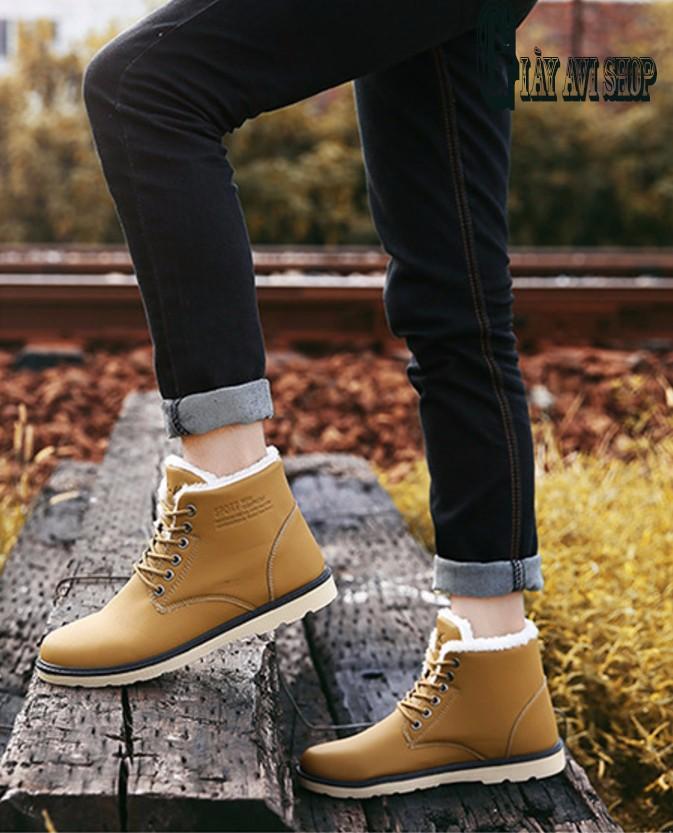 giày bốt nam SP-150 HOT 2017 10