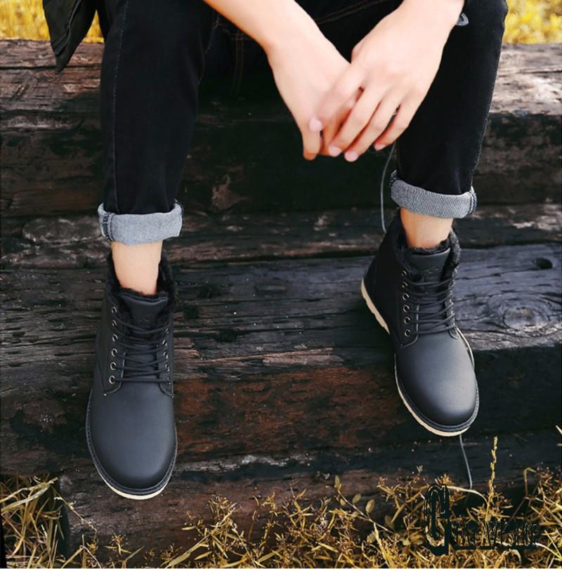 giày bốt nam SP-150 HOT 2017 8