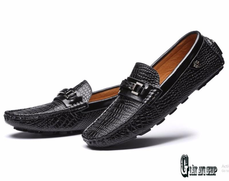 giày lười nam da thật cao cấp SP-167 HOT 2017 8
