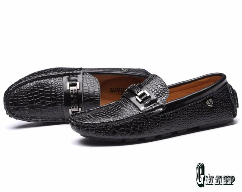 giày lười nam da thật cao cấp SP-167 HOT 2017 6