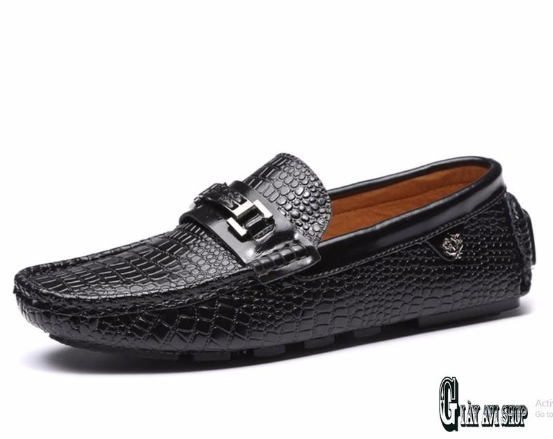giày lười nam da thật cao cấp SP-167 HOT 2017 5